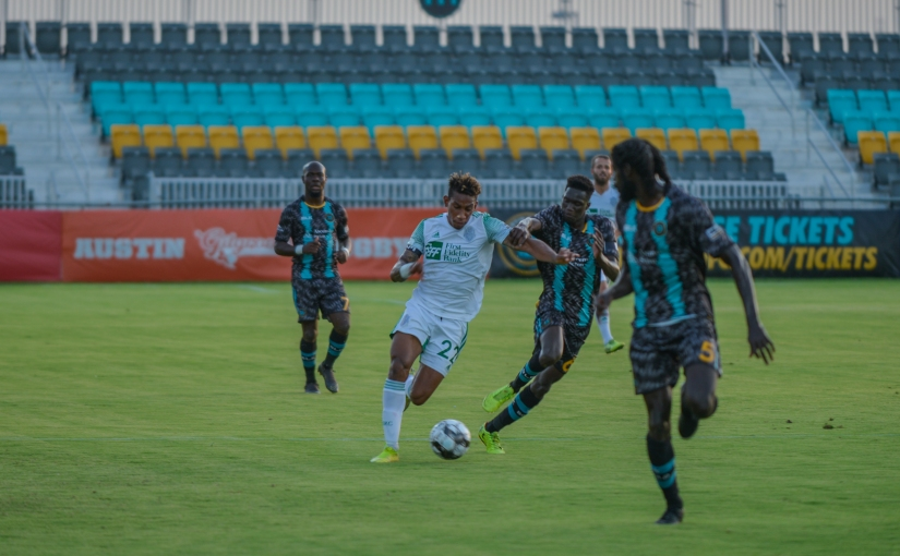 Energy FC recharged and ready for New Mexico battle